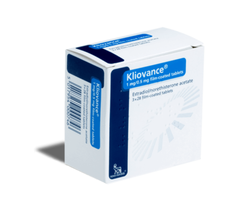Activelle (Kliovance)