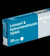 Lisinopril Hydrochlorothiazide